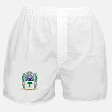 Dumas Coat of Arms (Family Crest) Boxer Shorts