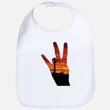 West side hand Bib
