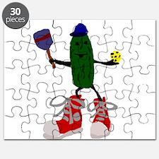 Pickleball Pickle Puzzle