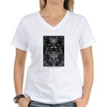 Azathoth Women's V-Neck T-Shirt
