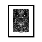Azathoth Framed Panel Print