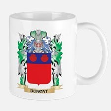 Dumont Coat of Arms (Family Crest) Mugs