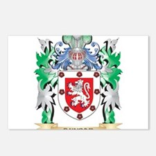 Dunbar Coat of Arms (Fami Postcards (Package of 8)