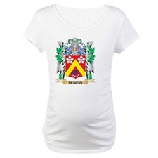 Duncan Coat of Arms (Family Cres Shirt
