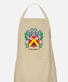 Duncan Coat of Arms (Family Crest) Apron