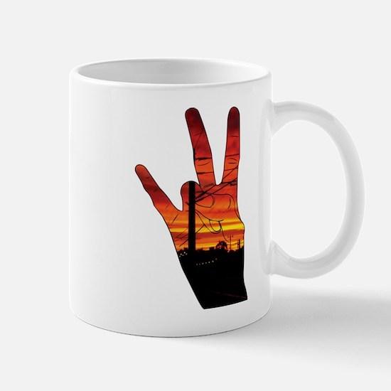West side hand Mugs