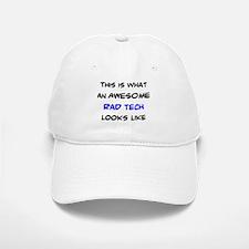 awesome rad tech Baseball Baseball Cap