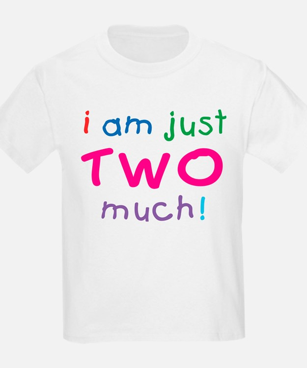 Cute Two year old T-Shirt