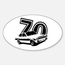 ESCORT 70' Classic Ford Escort RS2000 Decal