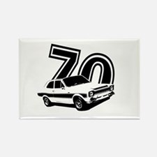 ESCORT 70' Classic Ford Escort RS2000 Magnets