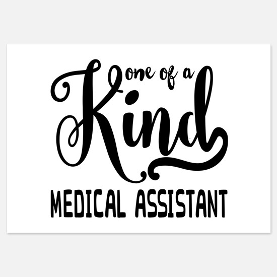 Medical Assistant 5x7 Flat Cards