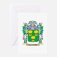 Dunmore Coat of Arms (Family Crest) Greeting Cards