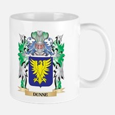 Dunne Coat of Arms (Family Crest) Mugs
