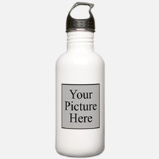Your Picture Here Water Bottle