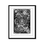 Yog Sothoth Framed Panel Print