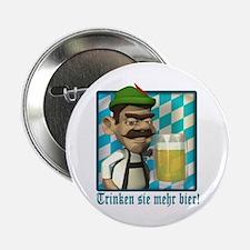 "Bavarian Oktoberfest 2.25"" Button"