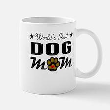 World's Best Dog Mom Mugs