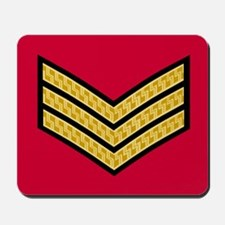 British Sergeant<BR> Mousepad 2