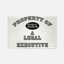 Property of a Legal Executive Rectangle Magnet