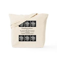 Hephaestus Tote Bag