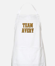 TEAM AVERY Apron
