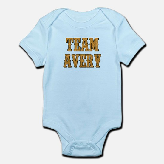 TEAM AVERY Body Suit