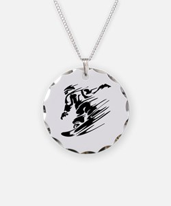 SNOWBOARDING! Necklace