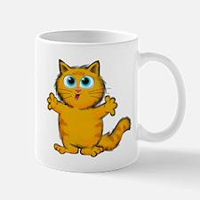itty bitty kitty Mugs