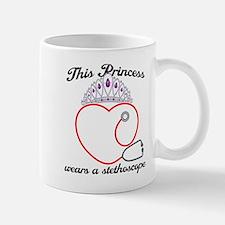 Stethoscope Princess Mug