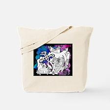 Cute Spray can Tote Bag