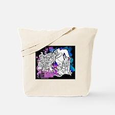 Unique Spray can Tote Bag