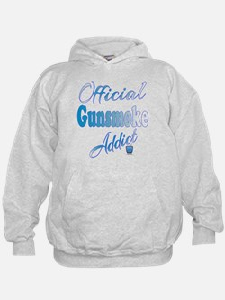 Official Gunsmoke Addict Hoodie
