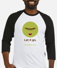 Cute Let it go Baseball Jersey