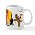 Cowgirl Mug