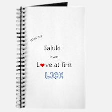 Saluki Lick Journal