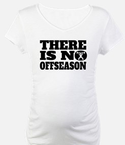 There Is No Offseason Weightlifting Shirt