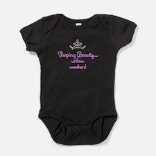 Sleeping Beauty Large Baby Bodysuit