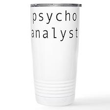 Cool Psycho Travel Mug