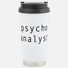 Cute Philosophy and ethics Travel Mug