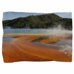 Grand Prismatic Spring Yellowstone Pillow Sham