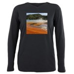 Grand Prismatic Spring Yellowstone Plus Size Long