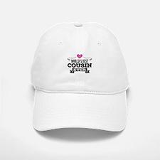 Worlds Best Cousin Ever Baseball Baseball Baseball Cap