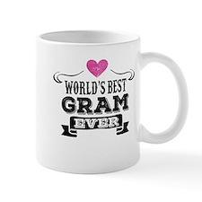 World's Best Gram Ever Mugs
