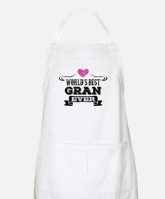 World's Best Gran Ever Apron