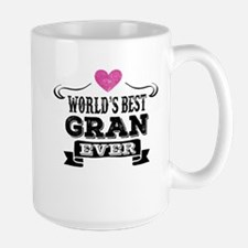 World's Best Gran Ever Mugs