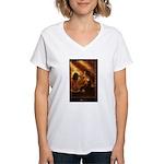 Salome Women's V-Neck T-Shirt