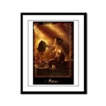 Salome Framed Panel Print