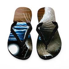 Cat 396 siamese Flip Flops
