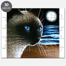 Cat 396 siamese Puzzle