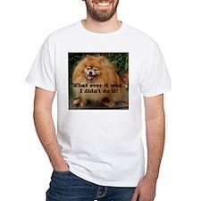 Funny Pomeranian Shirt